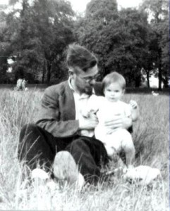 George Walford and Daughter
