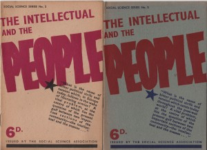 The Intellectual and the People