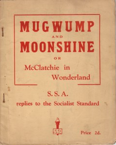 Mugwump and Moonshine by Harold Walsby