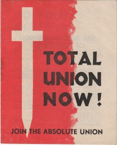 Total Union Now!