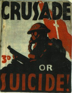Crusade or Suicide!