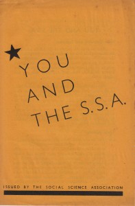 You and the SSA